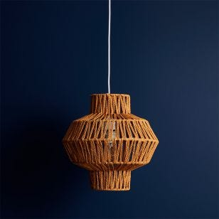Edit Lucia Ceiling Pendant Light - Natural
