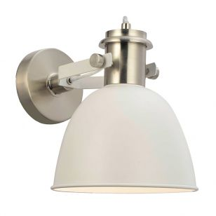 Edit Combe Wall Light - White