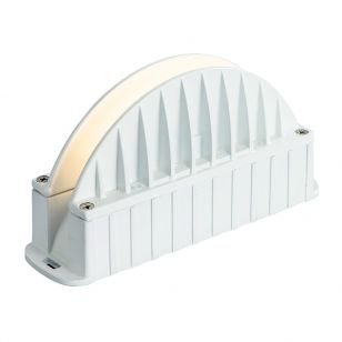 Edit Glare LED Outdoor Uplighter - White