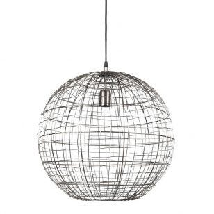 Edit Corby Ceiling Pendant Light - Matt Chrome