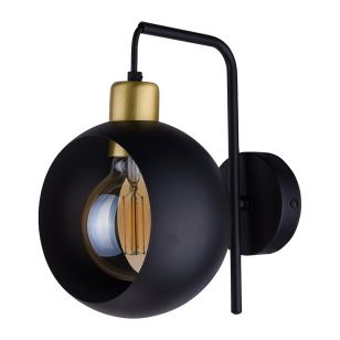 Edit Cyclopes Wall Light - Black