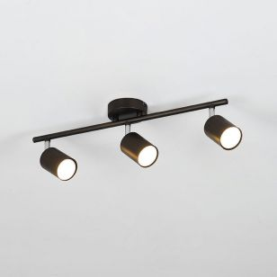 Edit Whitstable 3 Light Spotlight Bar - Bronze