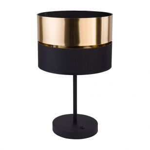 Edit Soho Table Light - Black & Gold
