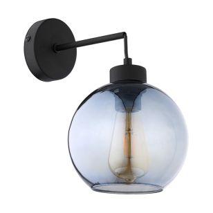 Edit Scope Glass Wall Light - Smoked
