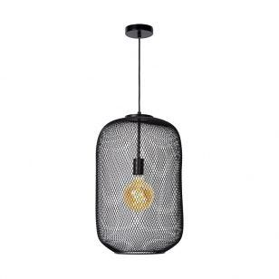 Lucide Mesh 35 Ceiling Pendant Light - Black