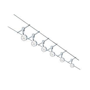 Suspension 6 Light LED Wire Light System