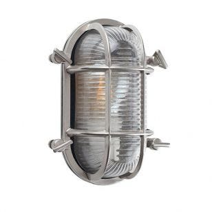 Edit Bulk Outdoor Wall Light - Chrome