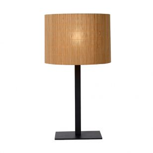 Lucide Magius Table Lamp - Rattan