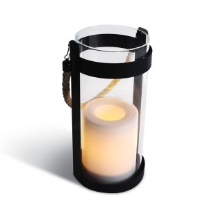 Shine Battery Operated LED Candle Lantern