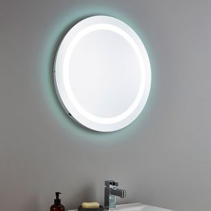 Onyx LED Illuminated Bathroom Mirror Light