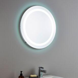 Onyx LED Illuminated Bathroom Mirror Light
