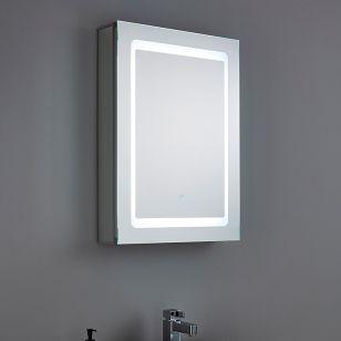 Aryton LED Illuminated Bathroom Mirror Cabinet