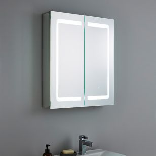 Harmone LED Illuminated Bathroom Mirror Light