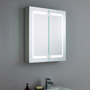 Harmone LED Illuminated Bathroom Mirror Light