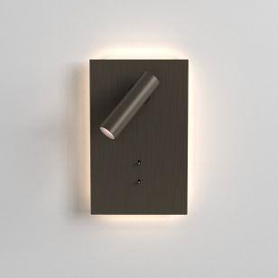 Astro Mini Edge Reader LED Reading Light - Bronze