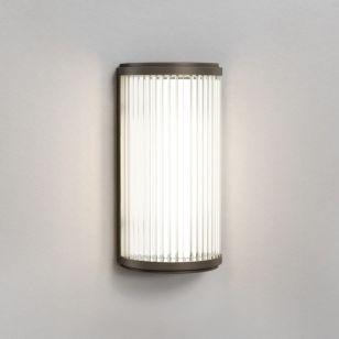 Astro Versailles 250 LED Flush Wall Light - Bronze