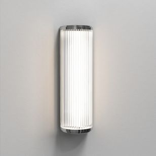 Astro Versailles 400 LED Flush Wall Light - Polished Chrome