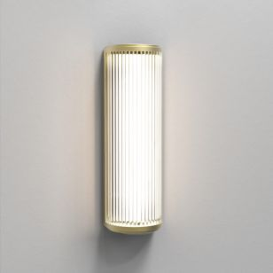 Astro Versailles 400 LED Flush Wall Light - Matt Gold