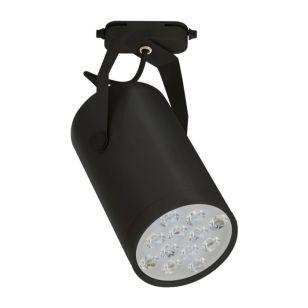 Edit Store 12W LED 1 Circuit Track Light - Black