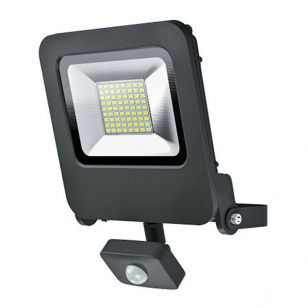 Osram Endura 30W Warm White LED Floodlight with PIR Sensor
