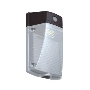 Perform 30W Cool White LED Wall Pack with Dusk to Dawn Sensor
