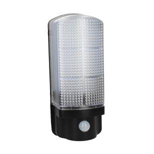 Hawk 7W Cool White LED Bulkhead with PIR Sensor