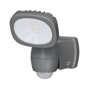 Brennenstuhl Lufos Battery Operated LED Floodlight with PIR Sensor