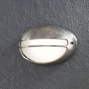 Konstsmide Torino Outdoor Wall Light - Oval