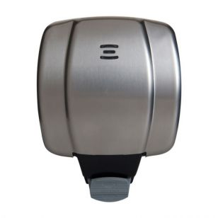 Decorative 1 Gang 13 Amp Outdoor Switched Socket - IP66