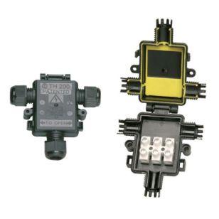 Tee Box 3 Pole Connector Box - IP67