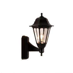 ASD Coach Lantern Outdoor Wall Light with Dusk to Dawn Sensor