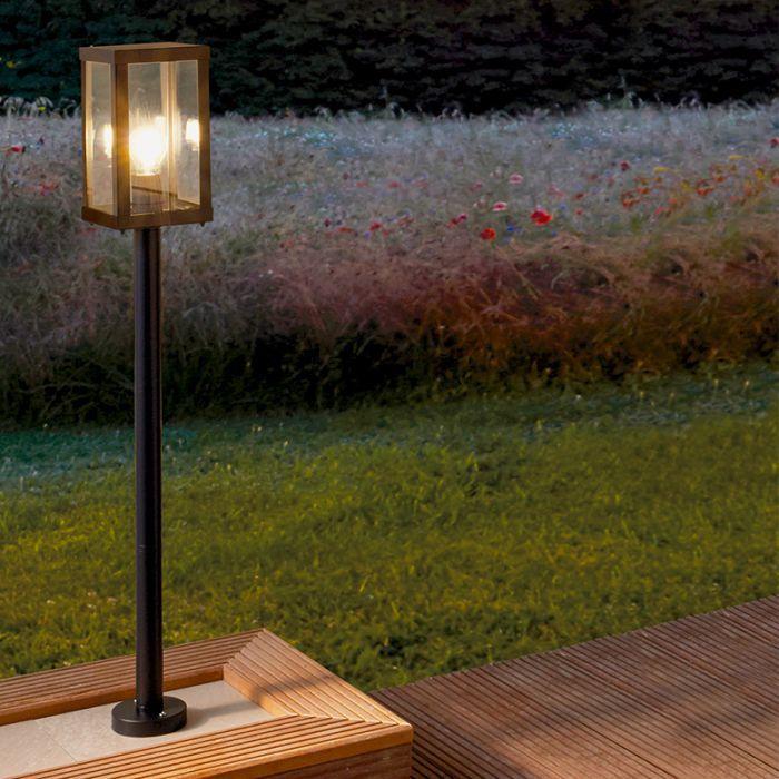 Eglo Alamonte Outdoor Post Light, Eglo Lamp Outdoor
