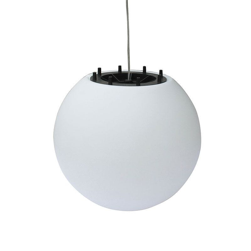 Globe Outdoor Feature Light White, Globe Outdoor Light Ceiling