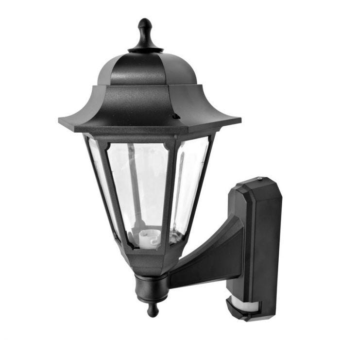 Asd Coach Lantern Outdoor Wall Light With Pir Sensor Lighting Direct
