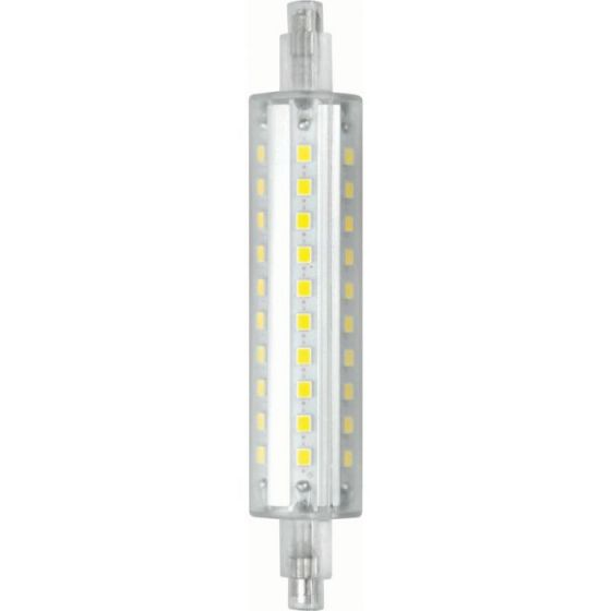 10W Warm White LED Double Ended Linear - R7s Cap