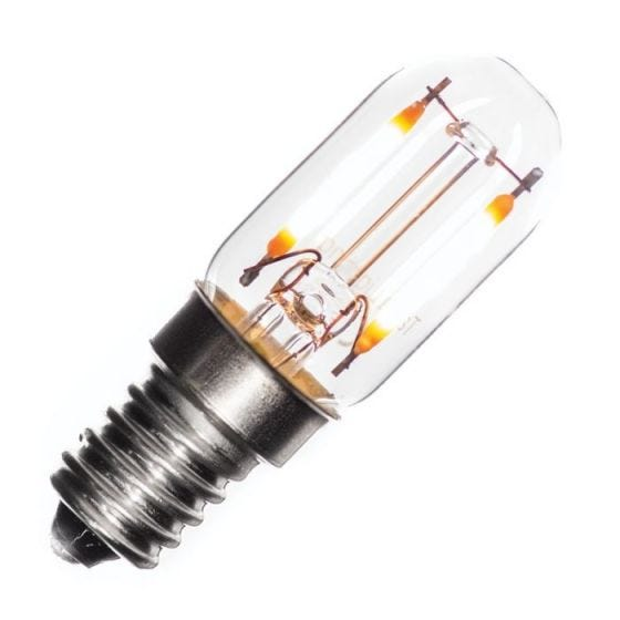 Tagra 1.6W Very Warm White Dimmable Decorative Filament Pygmy Bulb - Small Screw Cap