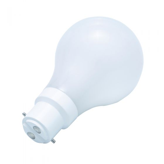 1W Cool White LED GLS Bulb - Bayonet Cap