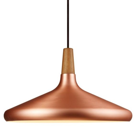 DFTP Float 39 Ceiling Pendant Light - Brushed Copper