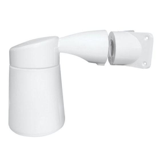 Eterna Well LED Outdoor Corner Wall Light - White