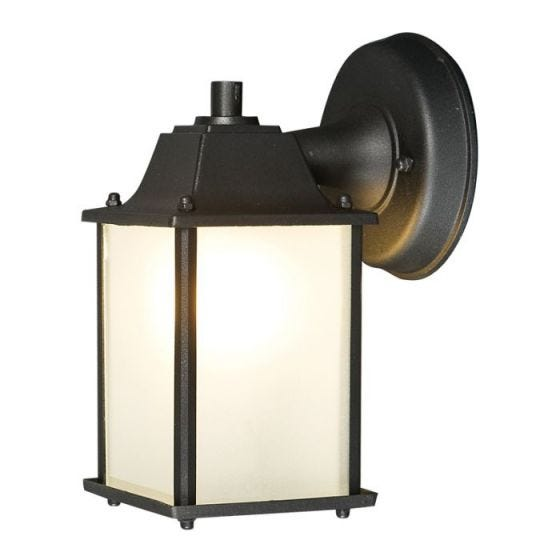 Edit Spey Outdoor Wall Light - Black