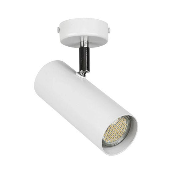 Edit Directional Standard Single Spotlight - White