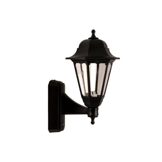 ASD Coach LED Outdoor Lantern Wall Light with Dusk to Dawn Sensor