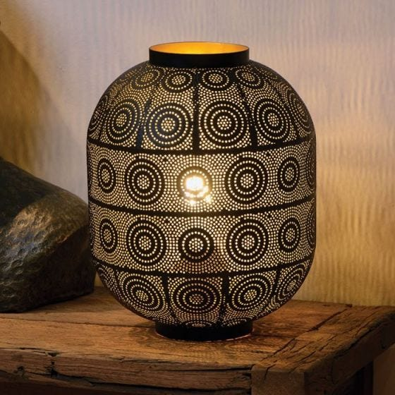 Lucide Tahar Lantern Table Lamp