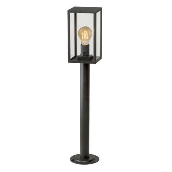 Techmar Plug and Play - Limosa Outdoor  LED Post Light - Black