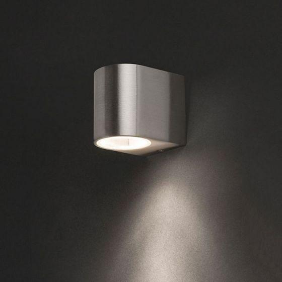 Edit Arris Outdoor Wall Light - Stainless Steel