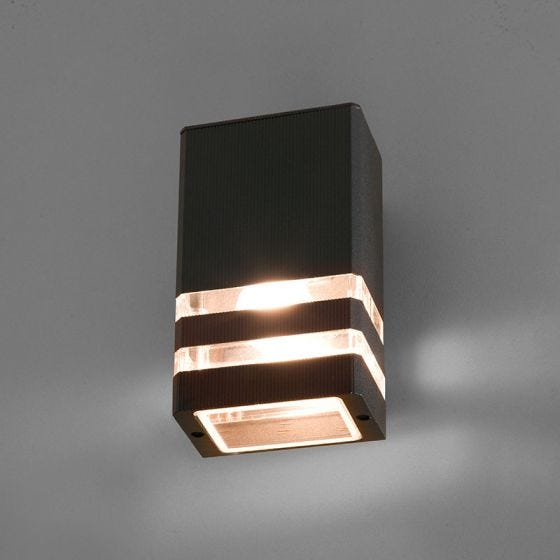 Edit Rio Outdoor Wall Light - Black