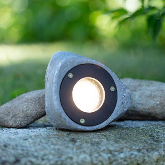 Garden 24V LED Stone Spotlight
