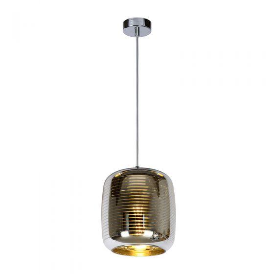 Lucide Eryn Ceiling Pendant Light - Chrome