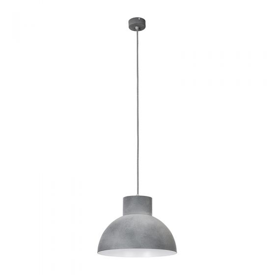 Edit Works Ceiling Pendant Light - Grey
