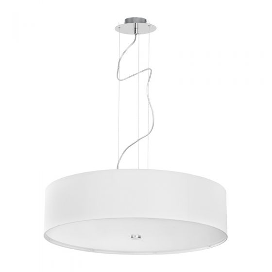 Edit Viviane Ceiling Pendant Light - White